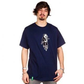 LRG Team Panda T Shirt   Men's ( sz. XL, Navy ) at  Men�s Clothing store