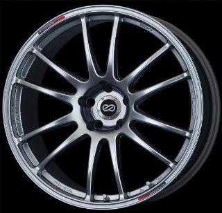 "Enkei GTC01  Racing Series Wheel, Hyper Black (19x8.5""   5x114.3/5x4.5, 42mm Offset) One Wheel/Rim Automotive"