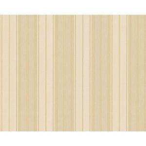 Brewster 8 in. W x 10 in. H Textured Stripe Wallpaper Sample 142 4011SAM