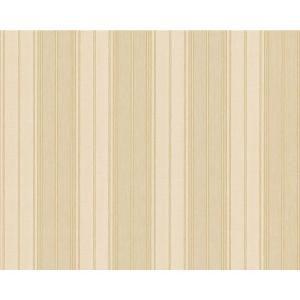 Brewster 8 in. W x 10 in. H Textured Stripe Wallpaper Sample 142 4011SAM