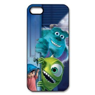 Treasure Design Sully & Mike Wazowski APPLE IPHONE 5 Best Durable Case: Cell Phones & Accessories
