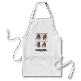 A Closer Look At Blue Baby Syndrome (Heart) Aprons