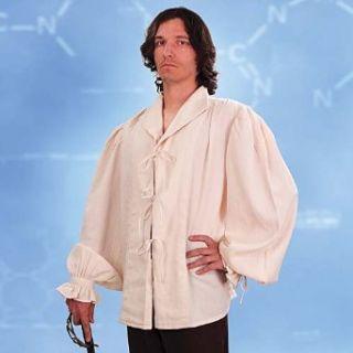 Assassins Creed II Ezio Shirt Adult Small/Medium at  Men�s Clothing store: Adult Sized Costumes