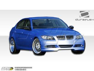 2006 2008 BMW 3 Series E90 4DR Duraflex HR S Body Kit   4 Piece   Includes HR S Front Lip Under Spoiler Air Dam (102258) AC S Side Skirts Rocker Panels (103582) AC S Rear Lip Under Spoiler Air Dam (103583) Automotive