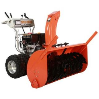 Snow Beast 45 in. Commercial 420 cc Two Stage Electric Start Gas Snow Blower with Bonus Drift Cutters and Clean Out Tool 45SB