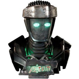 Life Size Bust : Real Steel ATOM: Toys & Games