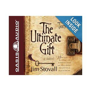The Ultimate Gift (The Ultimate Series #1): Jim Stovall, Tom Bosley: 9781598592948: Books
