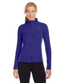 Champion Womens Pro Tech Jacket, Cool Magenta/Shiraz/Starling Orange, Small Athletic Warm Up And Track Jackets