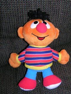 "Sesame Street Plush 12"" Ernie Doll by Fisher Price Toys & Games"
