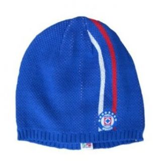 FMF Soccer Futbol Cruz Azul Blue Beanie at  Men�s Clothing store: Skull Caps