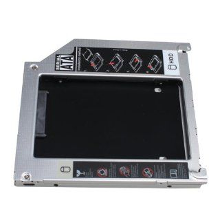 IMAGE� 2nd HDD Hard Drive Caddy Tray for Apple MacBook MB466LL/A, MB467LL/A, MB881L/A, MC240LL/A, MC516LL/A(Replacement Only) Computers & Accessories
