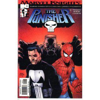 The Punisher, Vol 4, #2 (Comic Book) GARTH ENNIS Books