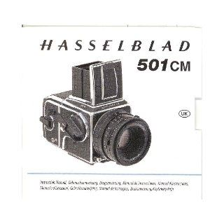 Hasselblad 501CM Original Instruction Manual Victor Hasselblad AB Books