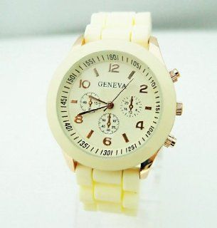 second hand watch for nursing/students/medical feild women/men(Ivory color)
