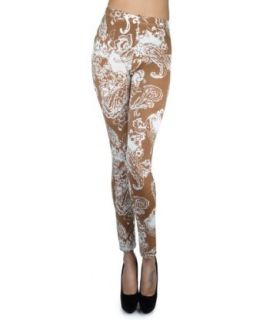 Boxed Gifts Women's Soho Floral Lasso Print Leggings at  Women�s Clothing store