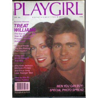 Playgirl Magazine: February 1980 (Paperback) Treat Williams: Books