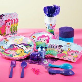 Party Destination 230149 My Little Pony Friendship Magic Standard Party Pack Toys & Games