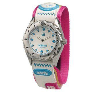 Animal WW2SA501 001 Ladies Zepheresse White Watch: Watches