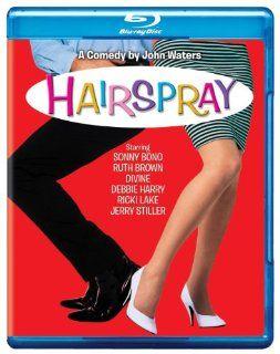 Hairspray [Blu ray] Divine, Jerry Stiller, Ricki Lake, Sonny Bono, John Waters, Rachel Talalay Movies & TV