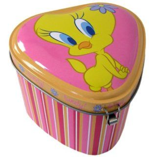 Looney Tunes Tweety Bird Keepsake tin box Toys & Games
