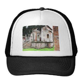 Pompeya   primer de un templo pagano antiguo gorro de camionero de