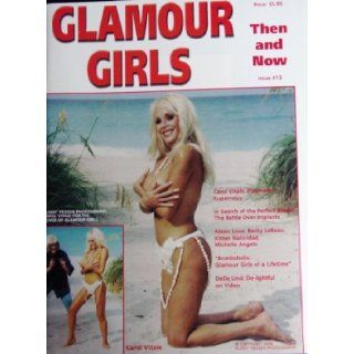 Glamour Girls Then and Now (Issue #13) Steve Sullivan, Bunny Yeager Books