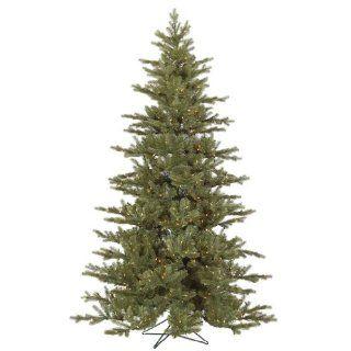 "Vickerman 26762   15' x 88"" Austrian Fir Christmas Tree (A122795)   Christmas Wreath"