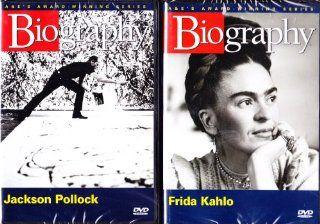 Biography Frida Kahlo , Biography Jackson Pollock : Artist 2 Pack: Movies & TV