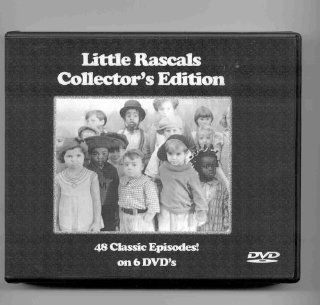 THE LITTLE RASCALS 6 DVD BOXED SET 48 EPISODES Movies & TV