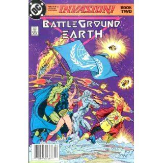 Battleground Earth Comic   Invasion Book Two (2) Unknown Books