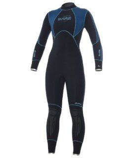 7mm Womens Bare Elastek Full Super Stretch Scuba Dive Wetsuit, Ladies Scuba Wetsuit, Womens Dive Suit, Womens Scuba  Mares Wetsuit  Sports & Outdoors