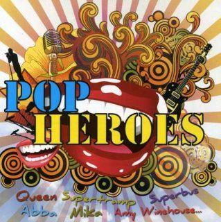 Pop Heroes Music