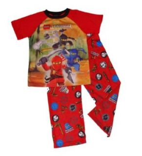 Lego Ninjago Boys Pajama Set (4/5) Clothing