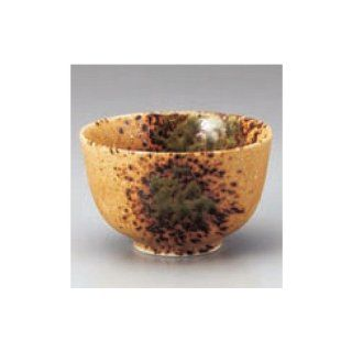 teacup kbu529 28 682 [3.43 x 2.17 inch] Japanese tabletop kitchen dish Thousand tea village of thousand tea Iga [8.7 x 5.5cm] inn restaurant tableware restaurant business kbu529 28 682: Teacups: Kitchen & Dining