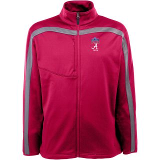 Antigua Mens Viper Jacket w/ Sugar Bowl Alabama Crimson Tide Logo   Size: