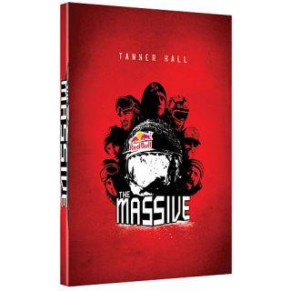 VAS Massive   Tanner Hall Skiing DVD (JR1044DVD)
