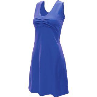 MOUNTAIN HARDWEAR Womens Tonga Solid Dress   Size XS/Extra Small, Nectar Blue