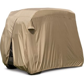 Classic Accessories Golf Cart Storage Cover, Sand (72402)
