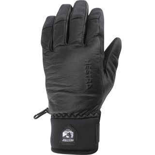 HESTRA Alpine Touch Gloves   Size: 7, Black