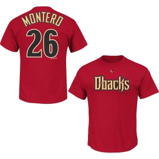 MAJESTIC ATHLETIC Mens St. Louis Cardinals Miguel Montero Player Name And