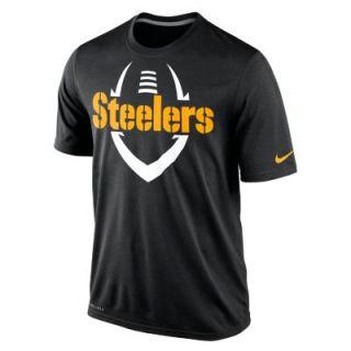Nike Legend Icon (NFL Pittsburgh Steelers) Mens T Shirt   Black