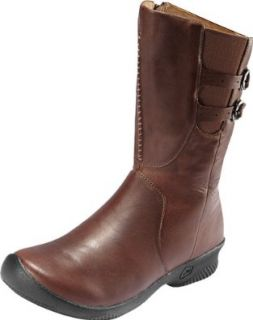Bern Low Boot Womens Oak 11: Shoes