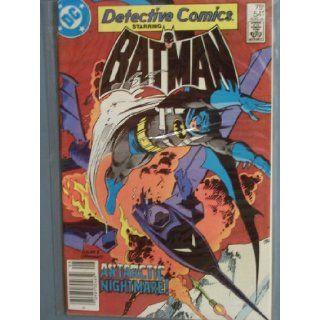 Detective Comics Starring Batman 541 (Antartic Nightmare) Books
