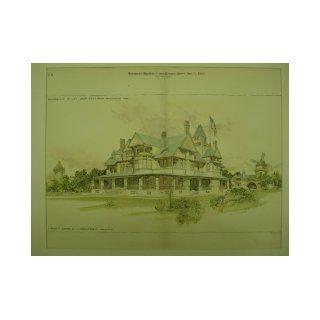 Residence of Col. Daniel Freeman, Inglewood, CA: Eisen & Cuthbertson Curlett: Books