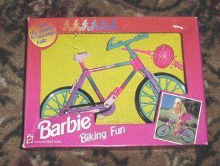 Barbie Biking Fun Toys & Games