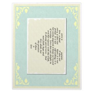 Love Poem for Baby, Wife, Husband, Bride, Groom Plaque