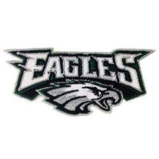 Philadelphia Eagles Logo I Embroidered Iron Patches: Clothing
