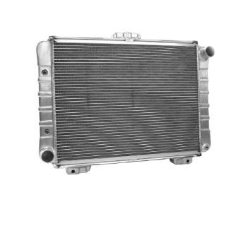 """Griffin Radiator 7 564BA FAX Radiator with 2 Rows of 1.25"""" Tube for Ford Galaxie Automotive"""