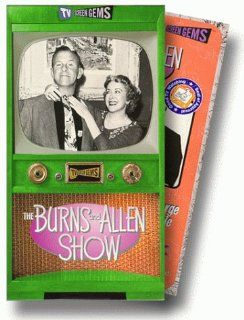 The Burns and Allen Show   Collection [VHS]: George Burns, Gracie Allen, Bea Benaderet, Harry von Zell, Larry Keating, Ronnie Burns, Fred Clark, Rolfe Sedan, Bill Goodwin, Judi Meredith, Robert Ellis, Grandon Rhodes, Charles Lowe: Movies & TV