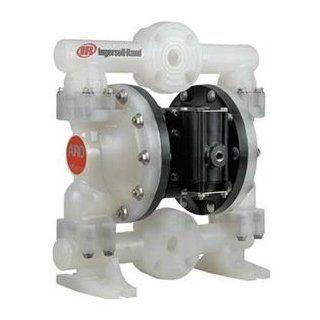 Diaphragm Pump, 1 ANSI/DIN Center Flange: Home Improvement
